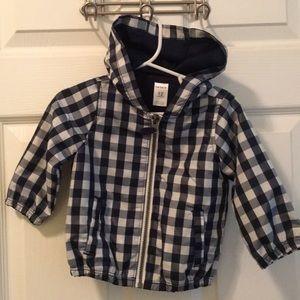 Carters light weight jacket 12 months